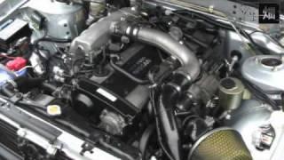 Nissan CREW Rb25det SWAP 2008年11月9日 ニッサン クルー