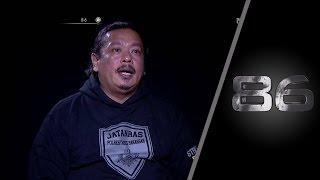 Aksi Penangkapan Tersangka Penyerangan Swalayan di Maros, Makassar - 86