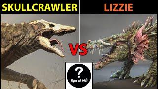 Skullcrawler VS Lizzie (Rampage), con nào sẽ thắng #76| Bạn Có Biết?