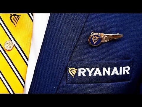 Tripulação de cabine da Ryanair recusa oferta para cancelar greve