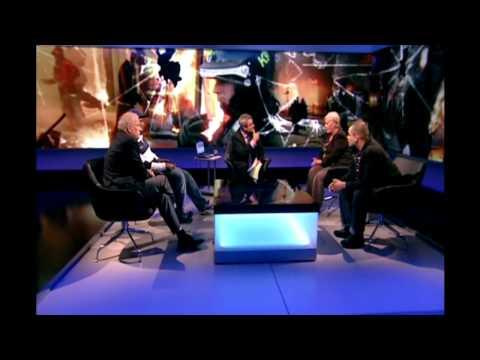 "Newsnight - Kelvin Mckenzie & Reveal - Heated Debate | ""Shoot Them!"" London Riots Aug 09 2011"