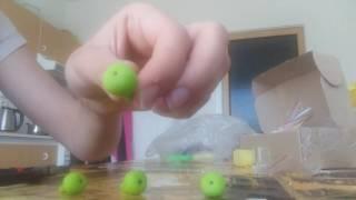 Сережки груша з полімерної глини) як зліпити дивіться відео