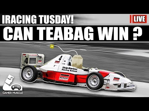 iRacing Tuesday - Can TeaBag Win ?