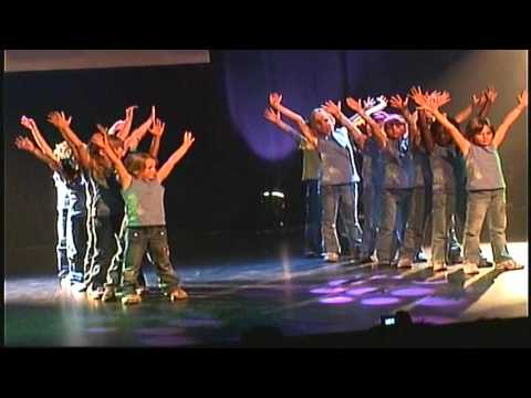2007 Spectacle Danse Hip Hop Ste-Justine, Quebec.  May 26
