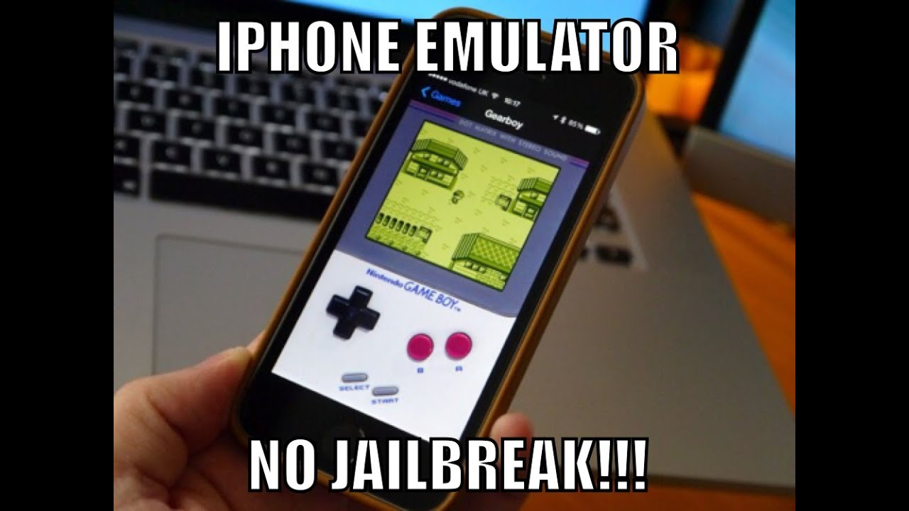iphone gameboy emulator how to install boy emulator amp free without 3201