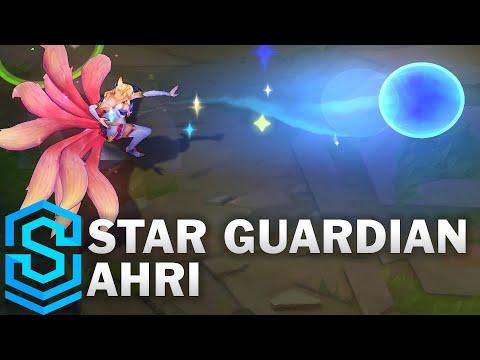 Star Guardian Ahri (2020) Skin Spotlight - League of Legends