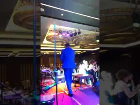 MAHİR YILMAZ |  STEİGENBERGER AİRPORT HOTEL'DE | HALAY1