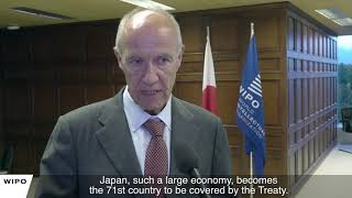 Japan Joins Marrakesh Treaty