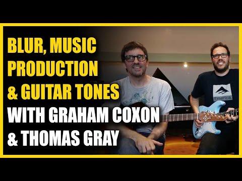 Graham Coxon & Thomas Gray Interview - Warren Huart: Produce Like A Pro