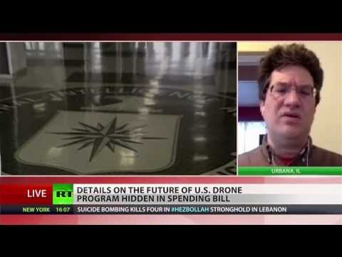 CIA keeps drone program after Pentagon blows up civilians in Yemen