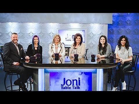 Daystar TV: Joni Table Talk: Rod Parsley - Healing (J1577)