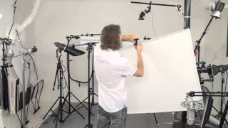 Cool DIY Diffuser for studio product photographer: how to build $20 diffuser panel and save $200(DIY build from $20 garment rack which saved me few hundred dollars: http://www.photigy.com/diy-diffuser-product-photograher/, 2013-07-30T14:53:42.000Z)