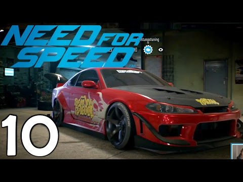 Drift-RICER?! - Let's Play Need For Speed (2015) #10 [1080p/Deutsch/Facecam]