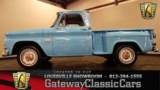 1966 Chevrolet C10 Pickup Truck - Louisville Showroom - Stock #982