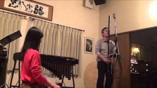 空蝉[うつせみ] フトゥヤラ演奏 三代目春駒さん FUTUJARA & PERCUSSION 〜UTSUSEMI〜