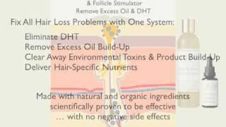 What Causes Hair Loss: DHT & Sebum