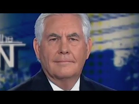 """AFTER BOB CORKER CALLED HIM """"CASTRATED"""" REX TILLERSON LOOKED INTO THE CAMERA AND MADE HIM CRY!"""