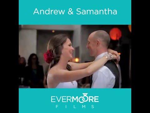 """ A Lovey-Dovey Movie"" | Santa Barbara Courthouse | Andrew & Samantha | Wedding Sneak Peek"