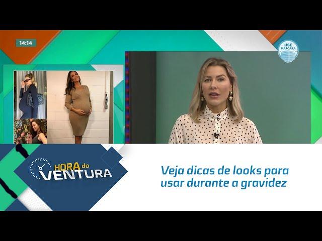 Grávida e na moda: Veja dicas de looks para usar durante a gravidez