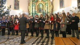 Koncert kolęd w ostrołęckim kościele farnym