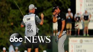 Jason Day's Emotional PGA Championship