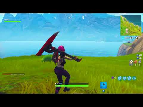 *NEW* INSTIGATOR FORTNITE PICKAXE SOUND EFFECTS AND GAMEPLAY! @LYCANPHILLY