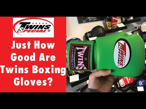 Twins Boxing Gloves Review - Industry Standard Boxing Gloves For Muay Thai Or Boxing