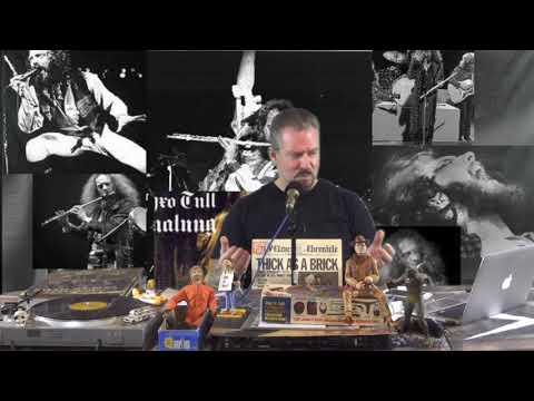 Ian Anderson (Jethro Tull) Interview - The Walking Dead