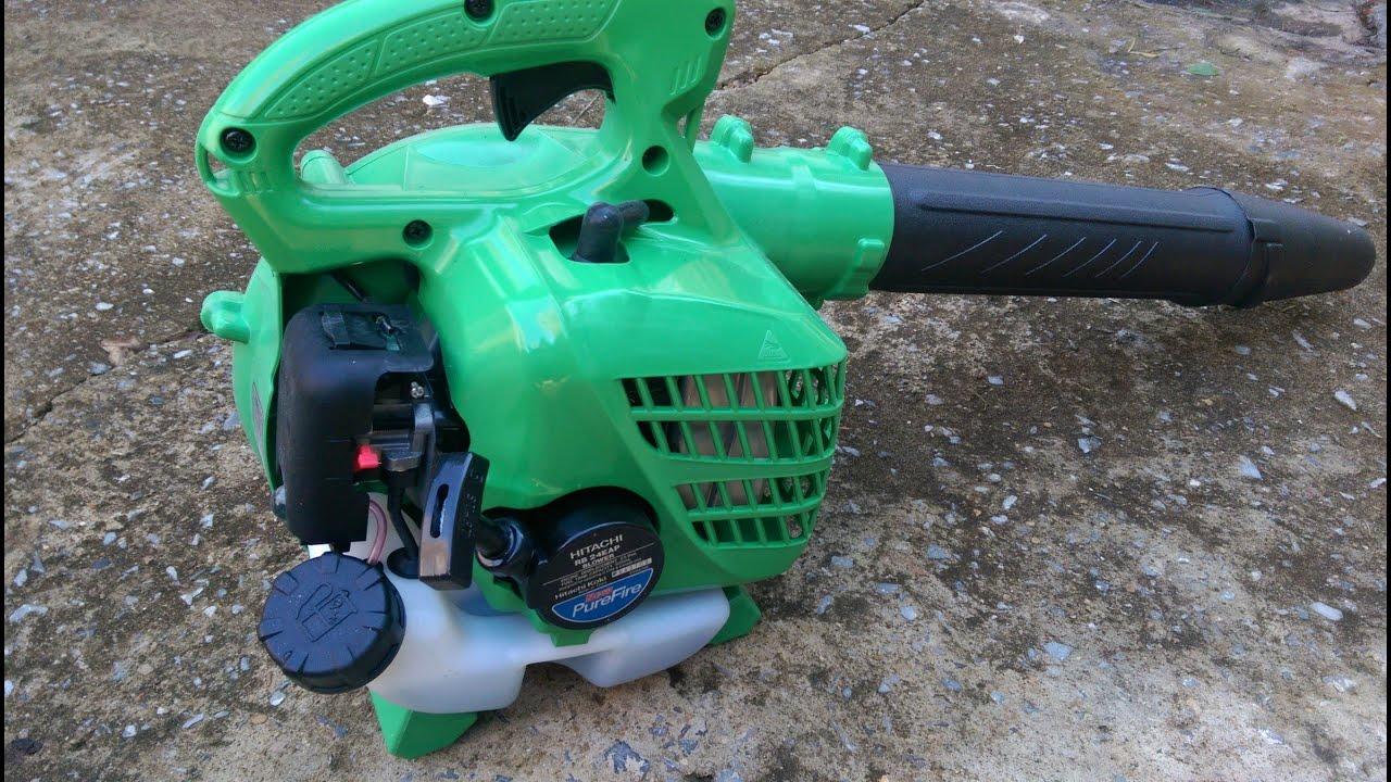 hitachi gas leaf blower. hitachi gas leaf blower i