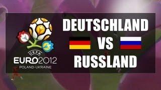 Let's play fifa em 2012 #004 - deutschland vs. russland viertelfinale [deutsch] [full-hd]