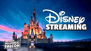 The Best Disney Streaming Service Show Ideas   Millennial Falcon w/ Maude Garrett