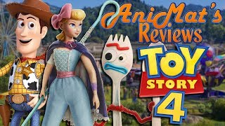 Toy Story 4 - AniMat's Reviews