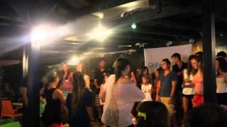 Вечеринка. Malia Bay, Малия, о  Крит, Греция(Malia Bay., 2015-02-10T10:35:12.000Z)