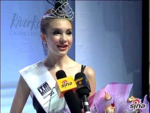 Interview with ITM 2010 winner Alexia Fast on Guangxi Television