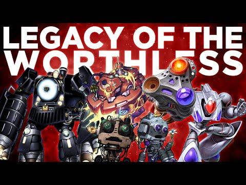 Legacy of the Worthless - Genex