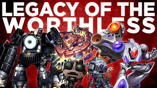 Legacy of the Worthless - Genex thumbnail