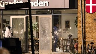 Copenhagen shootings leave 2 dead and 5 wounded