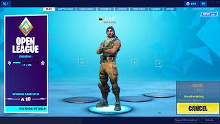 Fortnite, Grinding alt account to champion