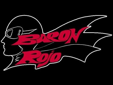 Baron Rojo en las fiestas de Alcorcón 4/9/15