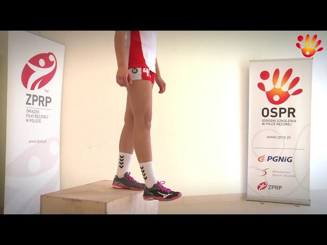 Profilaktyka urazów stawu kolanowego i skokowego cz1. odcinek 1