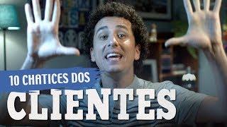 10 coisas que os clientes fazem que todo garçom odeia | Marcelão YouTuber | BOA thumbnail