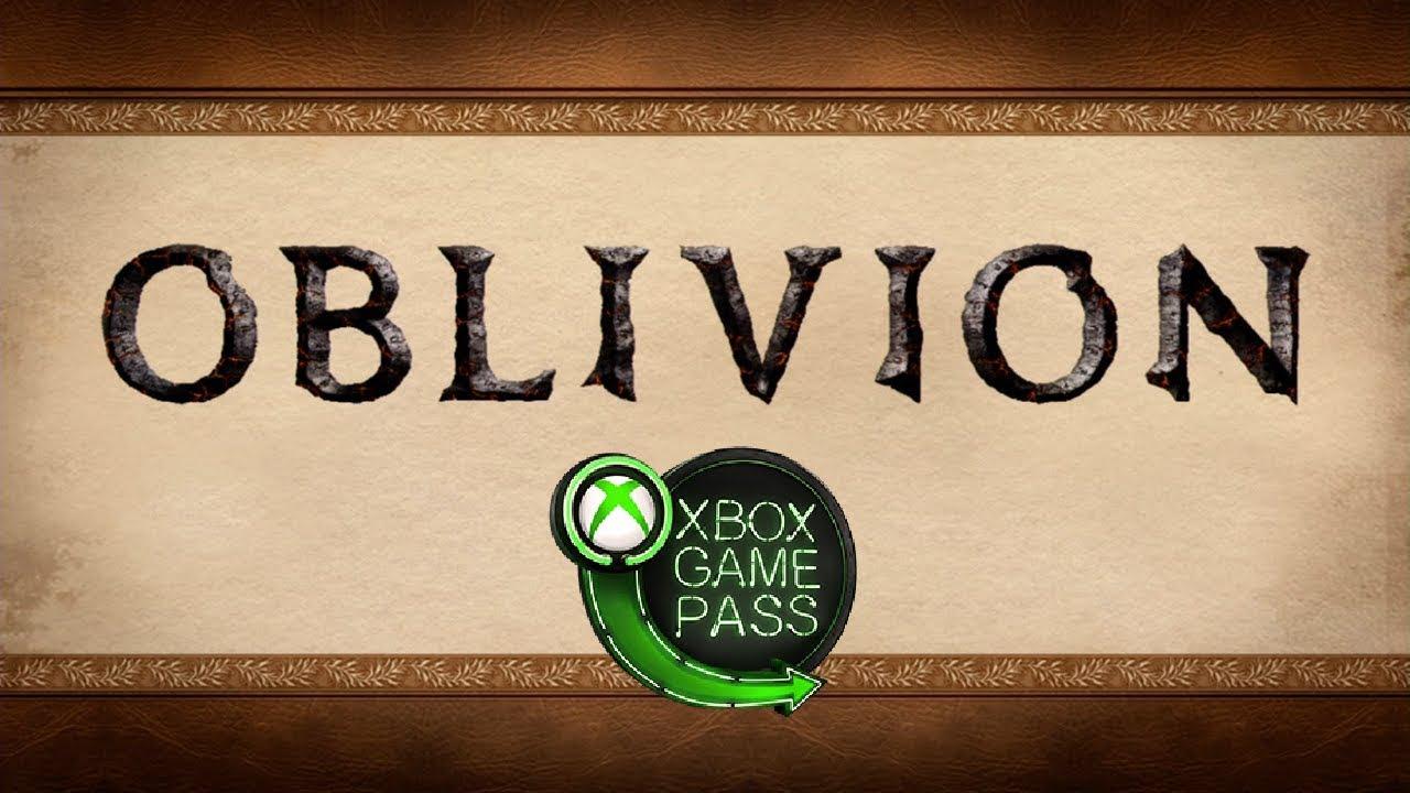 Xbox Game Pass: Elder Scrolls IV Oblivion