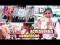 Accessories #UNDER500 | Ep01 | Street Shopping | Fashion | Pinkvilla | Bollywood