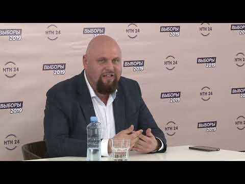 Выборы мэра Новосибирска. Дебаты