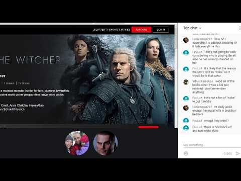 Looking At The Witcher Series On Netflix (with XLetalis)