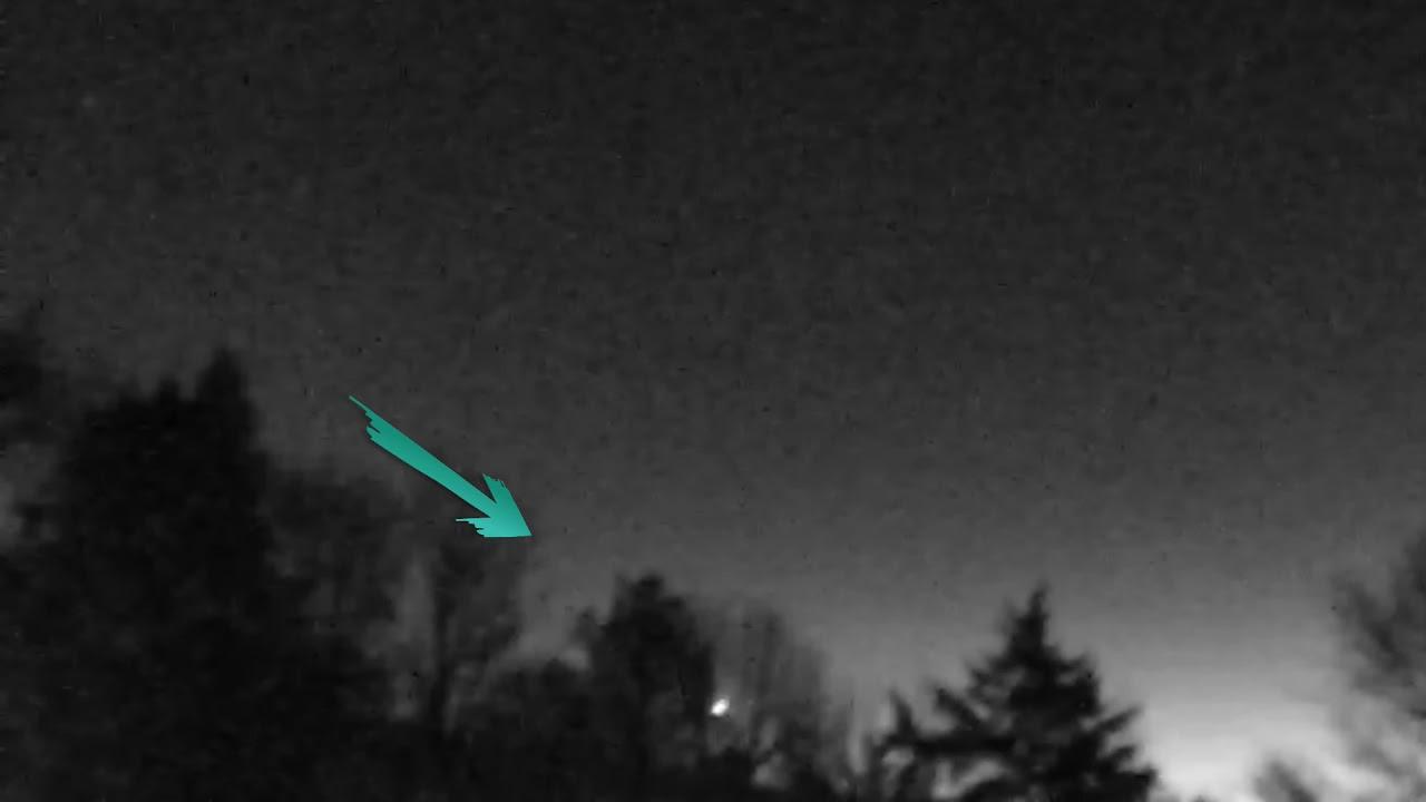 East coast Fireball Meteor 1/9/2019 6:35am ET
