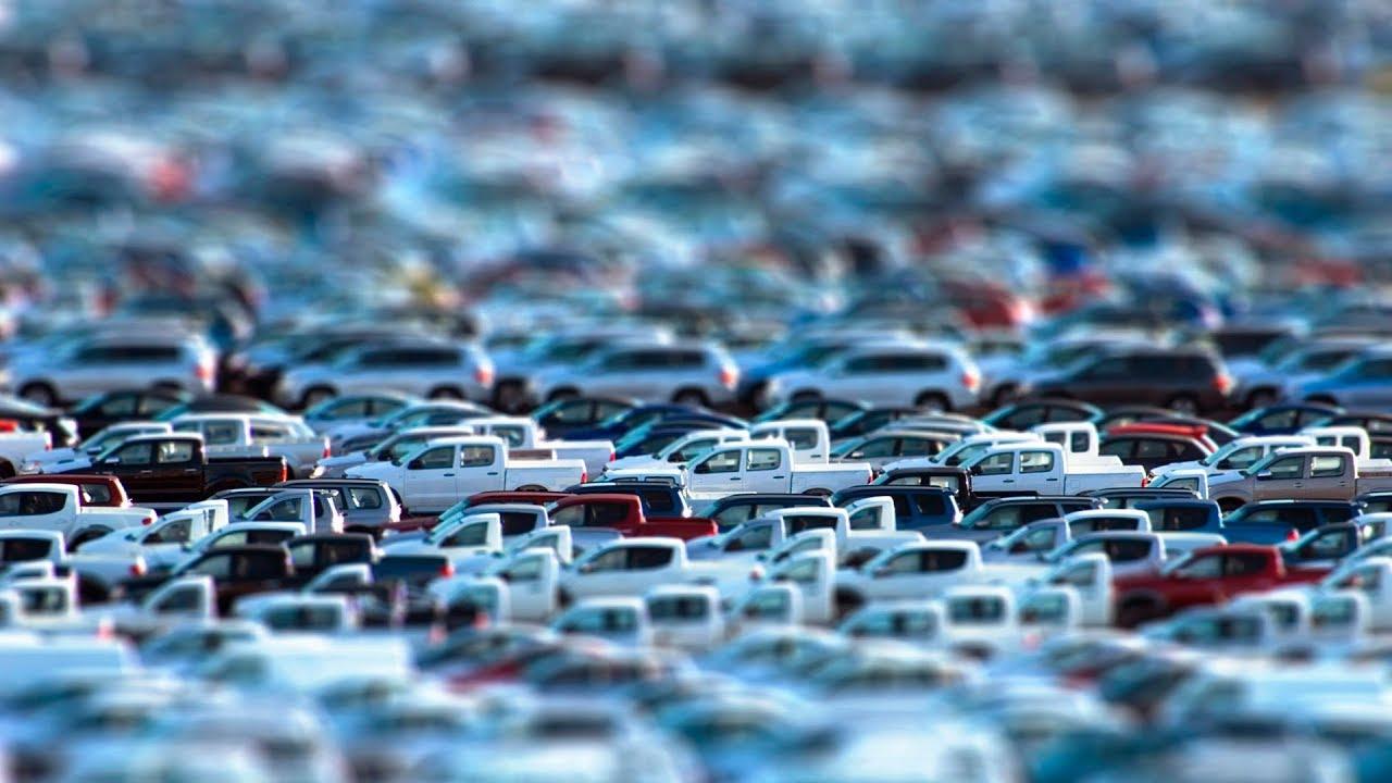 Куда исчезают автомобили?