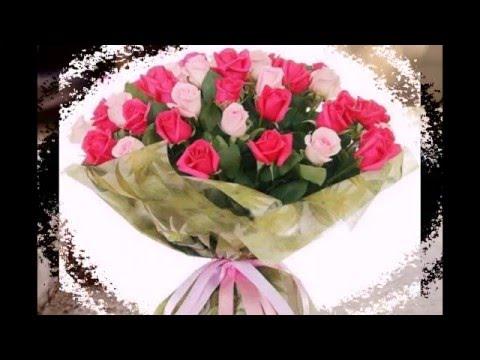 Шикарные букеты из цветов