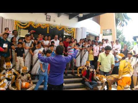 Udupi Pili... Tiger Dance Nitz & Siri