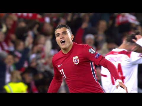 Norway Montenegro Goals And Highlights